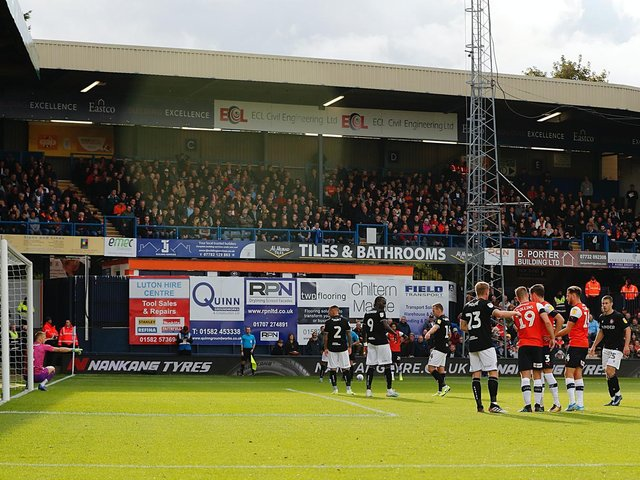 Hatters will hope to have a full house at Kenilworth Road for Championship opener