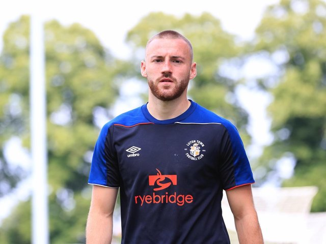 New Town signing Allan Campbell