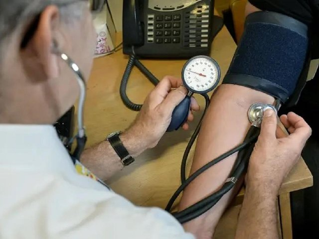 Almost a fifth of local patients avoided seeing their GP last year out of fear of being a 'burden' on the NHS, a survey found