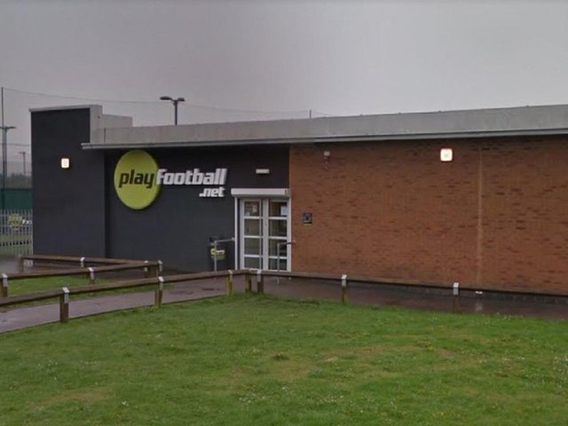 The PlayFootball site in Stopsley has been taken over by a new company
