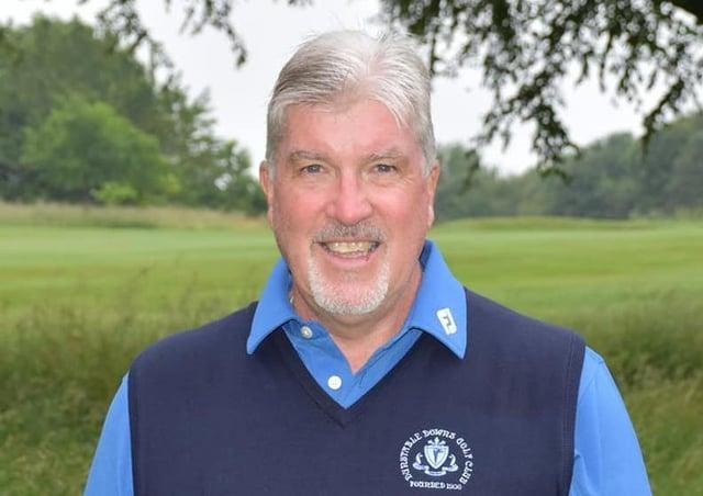 Dunstable Downs golfer Phil Sutton