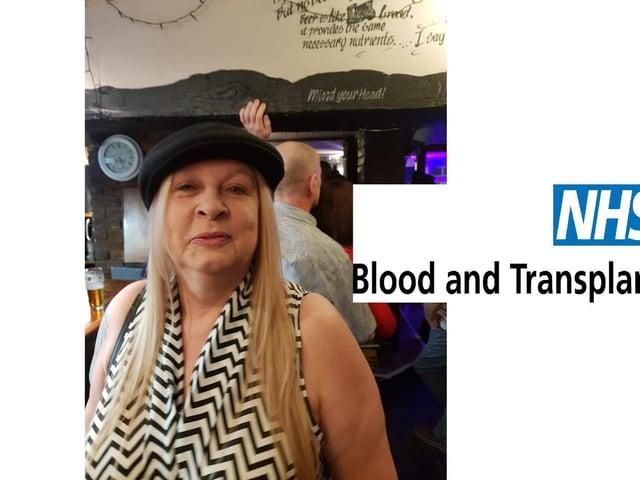 Elaine Franklin from Toddington