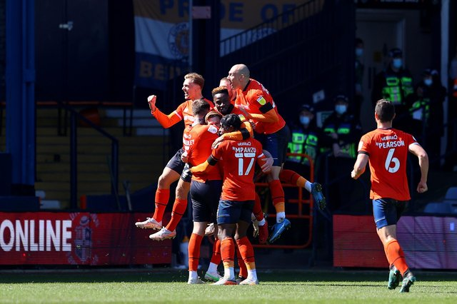 Where Luton Town, Millwall and Stoke Citywill finish this season - according to stats experts
