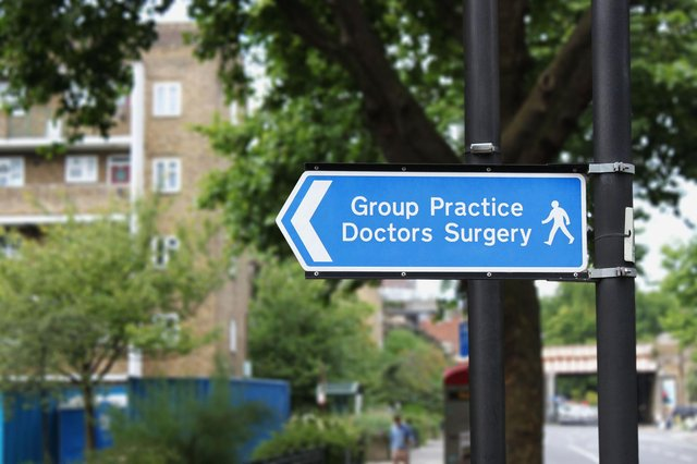 These are the Luton GP practices with the highest number of registered patients