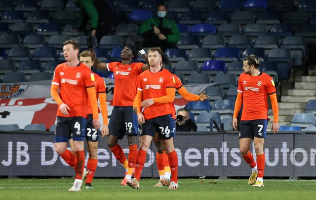 How Luton Town and Derby County fared in the shock alternative Championship final table