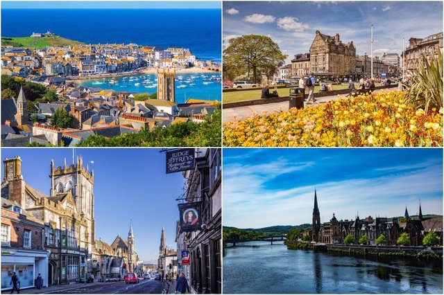Do you live in one of the top ten happiest places?