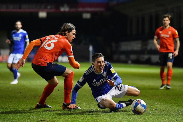 Luton Town, Bournemouth & Brentford's ranking in the intriguing 'dirtiest' teams Championship table